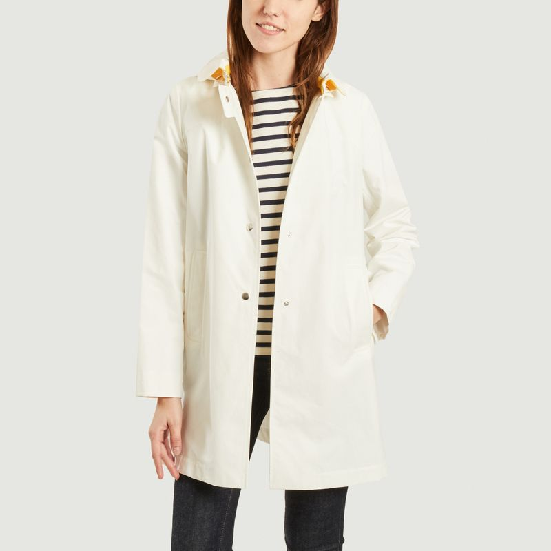Trench court Crozon  - Trench And Coat