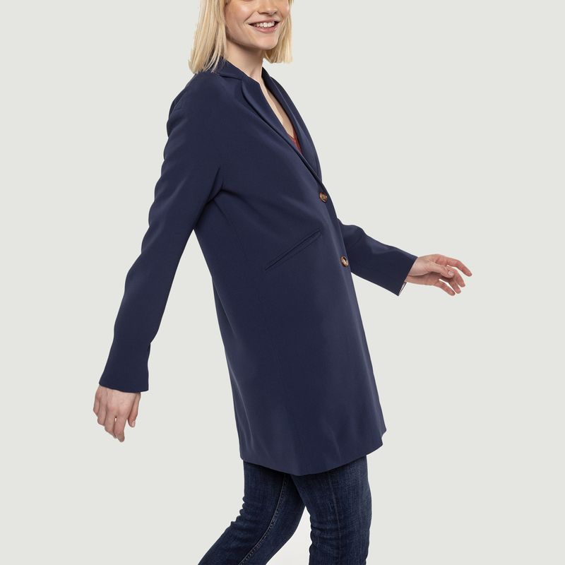 Manteau fluide Cheverny - Trench And Coat