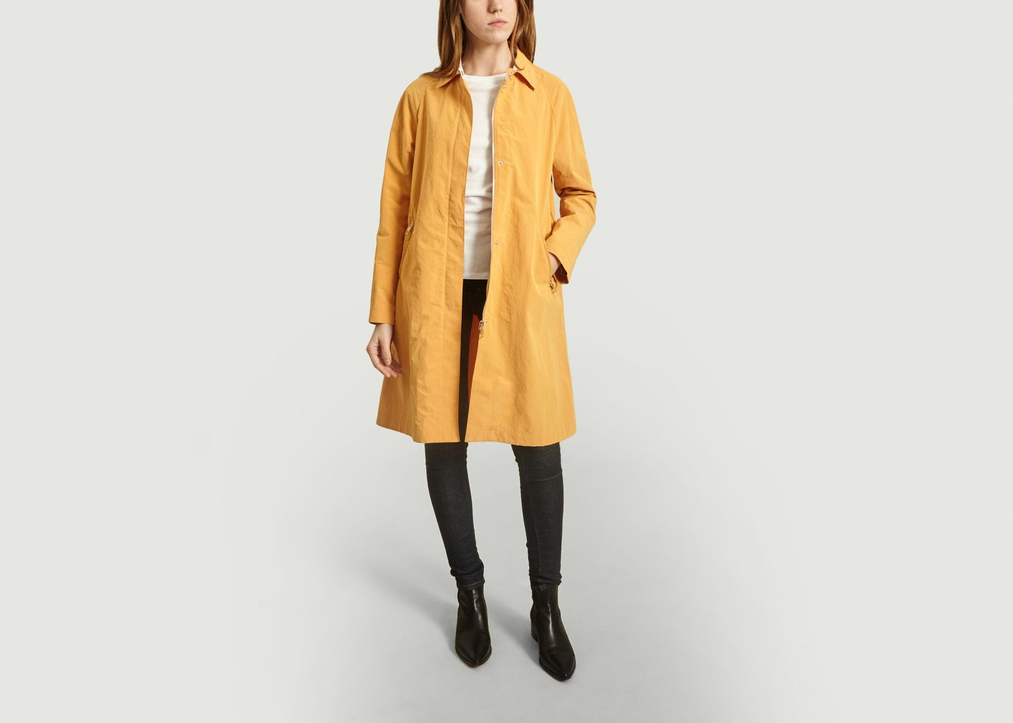 Trench droit Aubiac  - Trench And Coat
