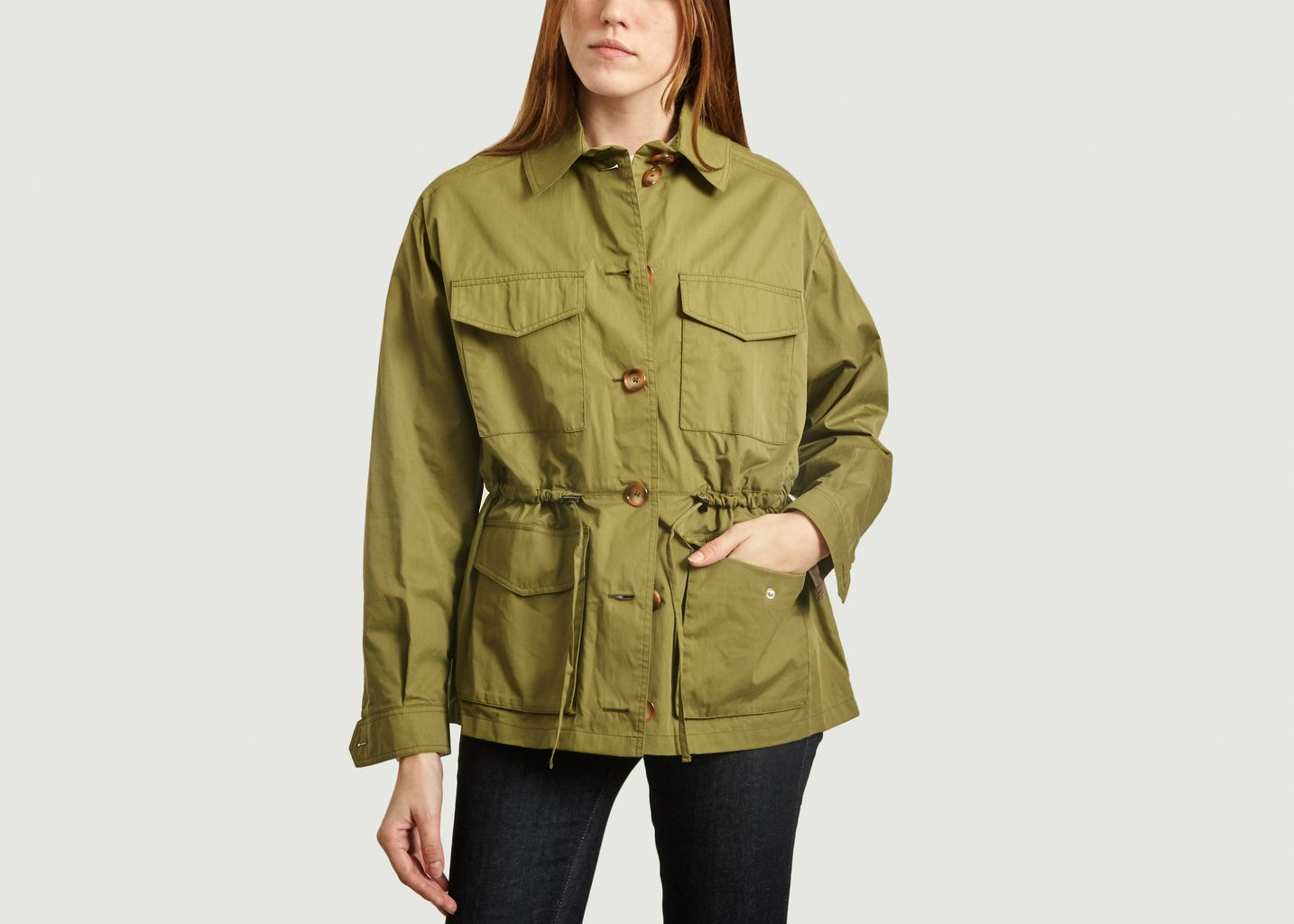 Veste saharienne Cogolin - Trench And Coat