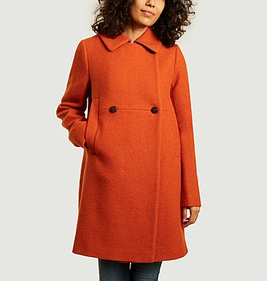 Manteau court Chantilly