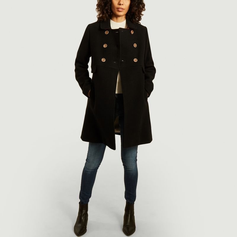 Manteau mi-long Chabottes - Trench And Coat