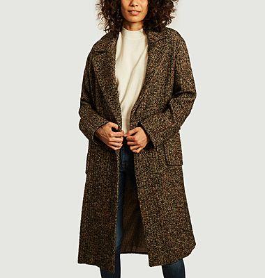 Manteau Valence en Tweed