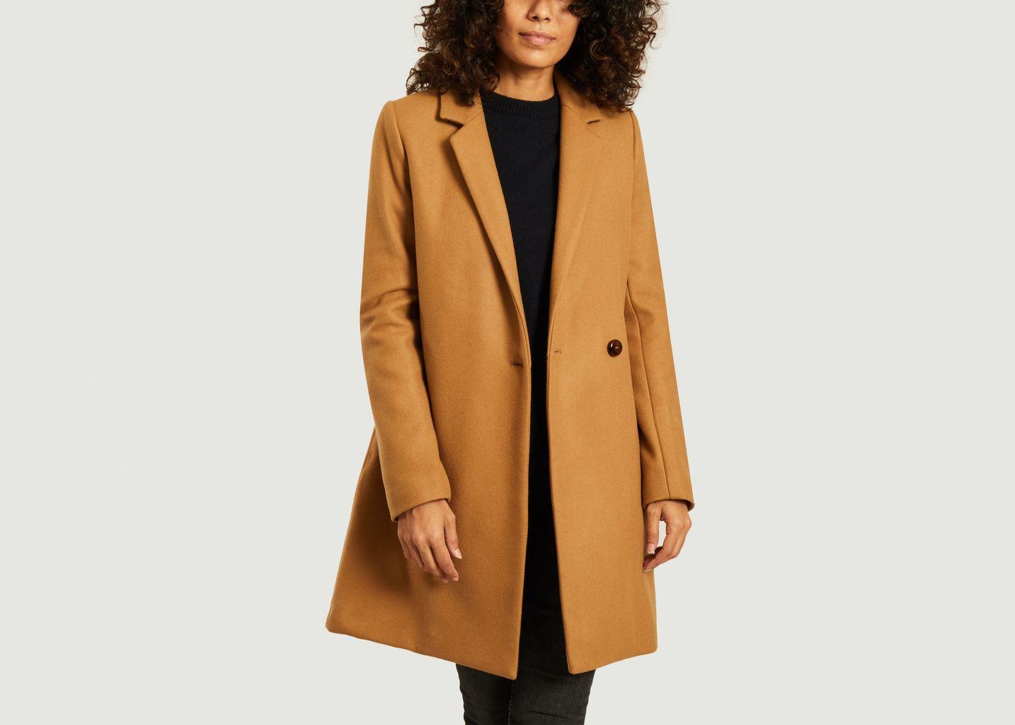 Manteau Vesoul en Laine  - Trench And Coat