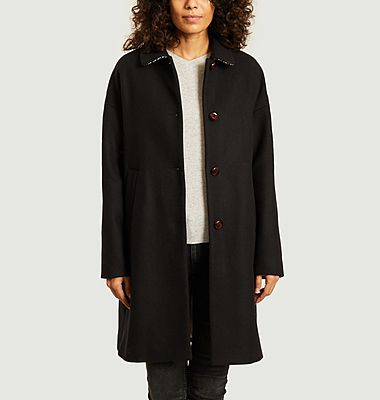 Manteau Chablis Noir