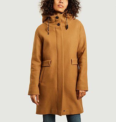 Manteau Aurillac à capuche