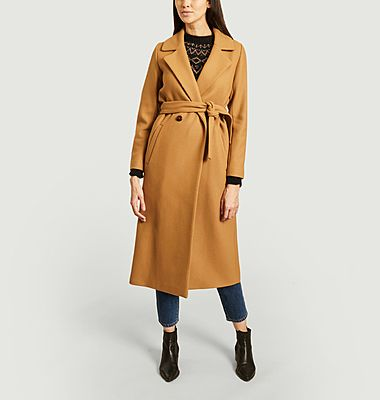 Manteau long Toulouse