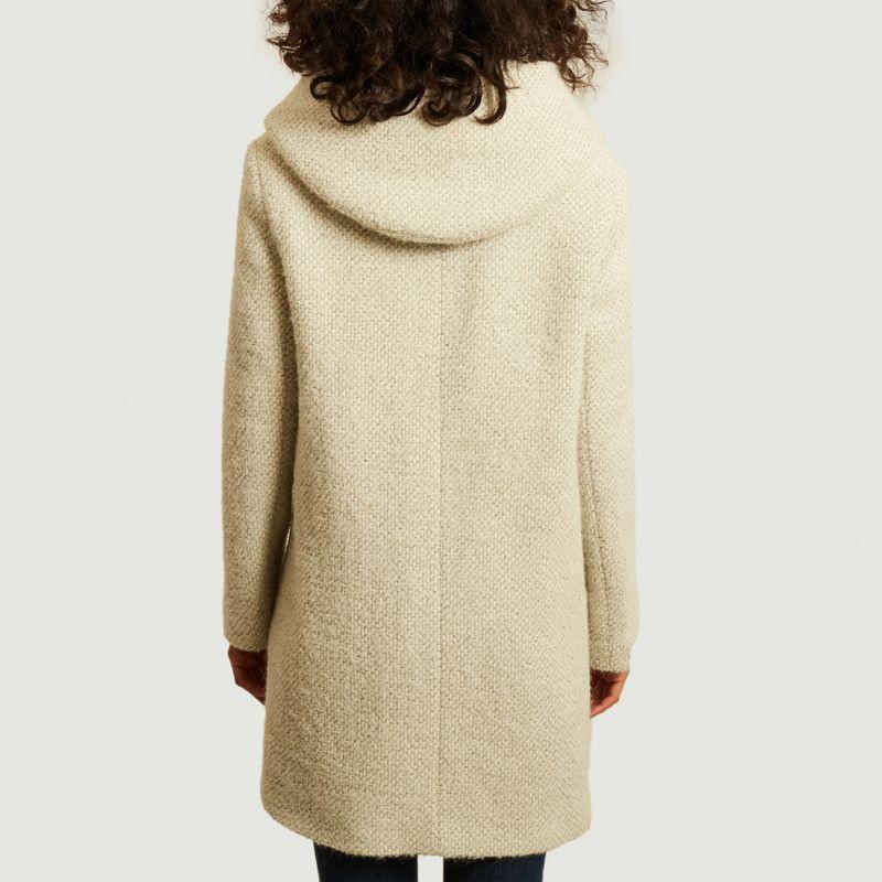 Manteau mi-long à capuche Ricoux - Trench And Coat