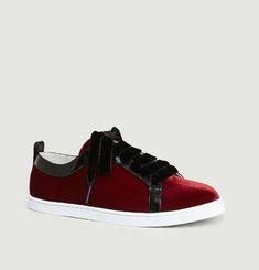 Sneakers Boubou Velours