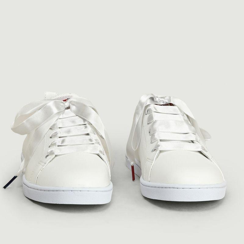 Sneakers En Cuir Boubou - Twins For Peace