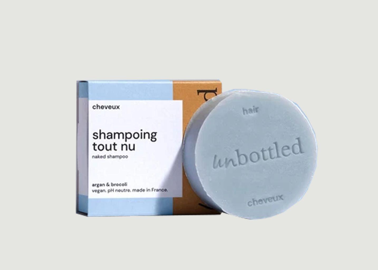 Shampoing Solide Tout Nu - unBottled