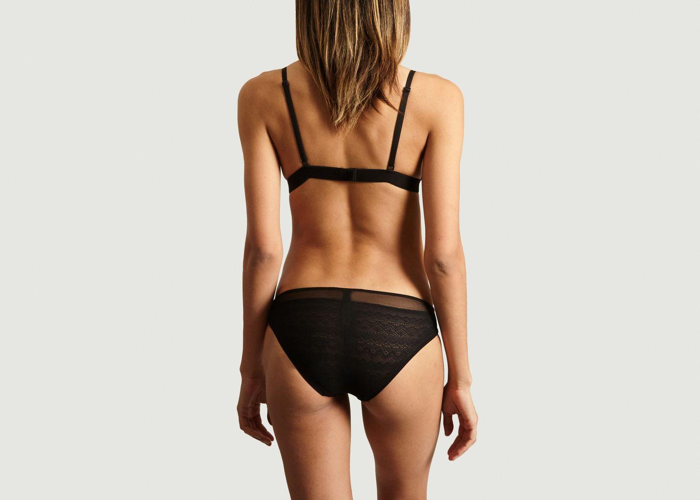 Soutien-Gorge Alcantara Trust Yourself - Undress Code