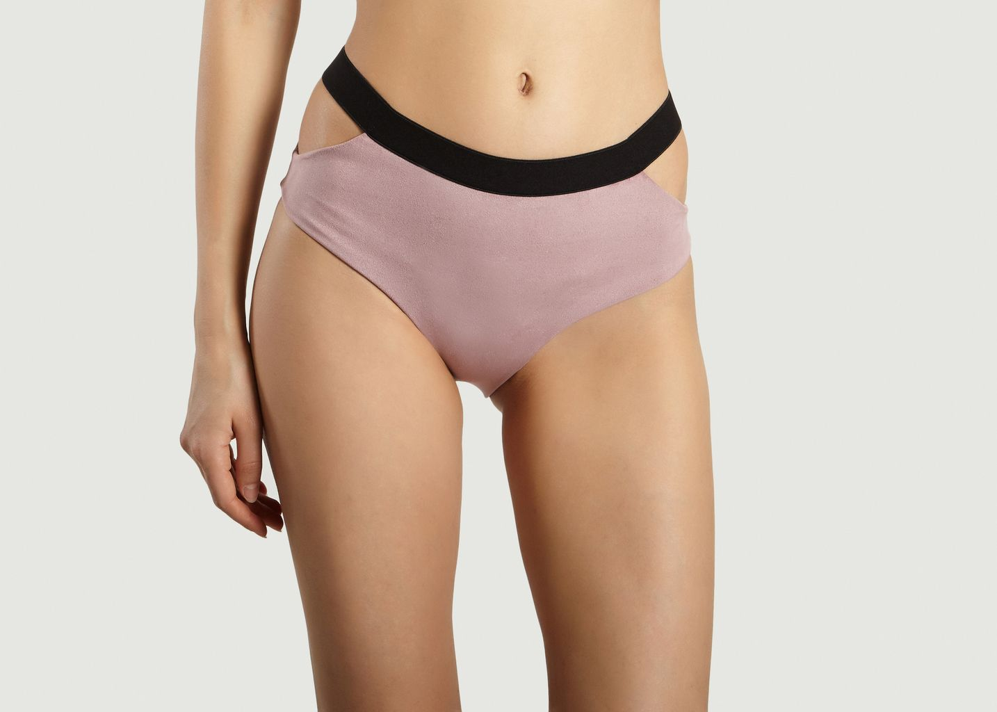 Culotte Alcantara Be Unique - Undress Code