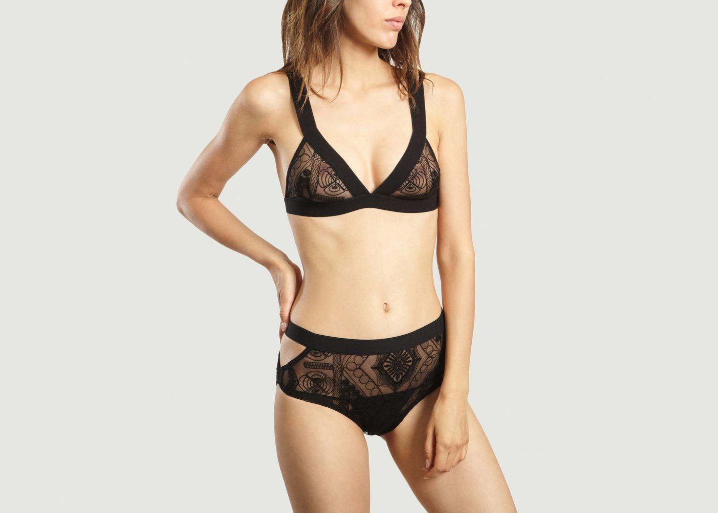 Culotte En Dentelle Be Sexy - Undress Code