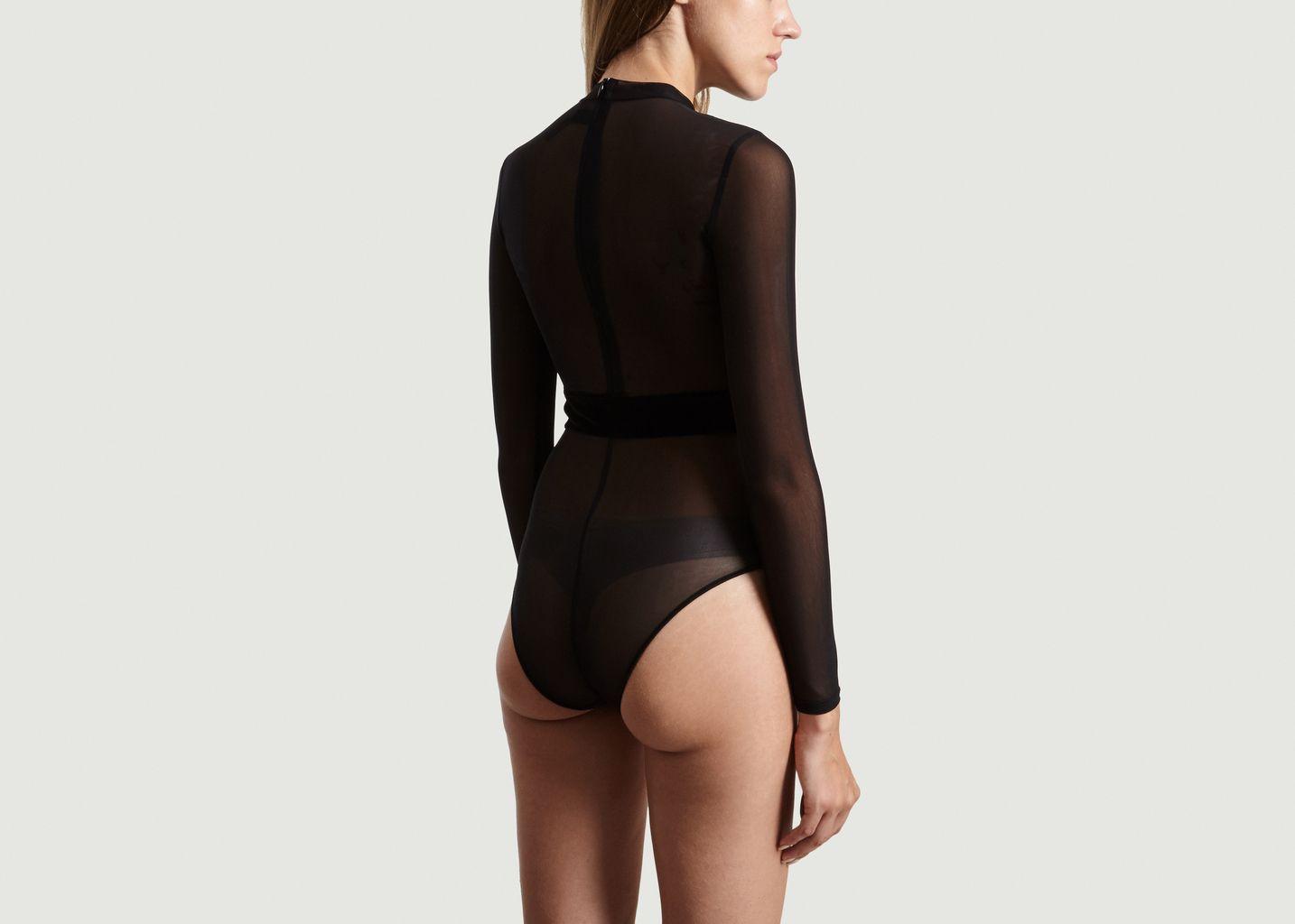 Body Mesh Et Velours It Suits You - Undress Code