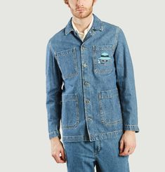 Veste Denim Field