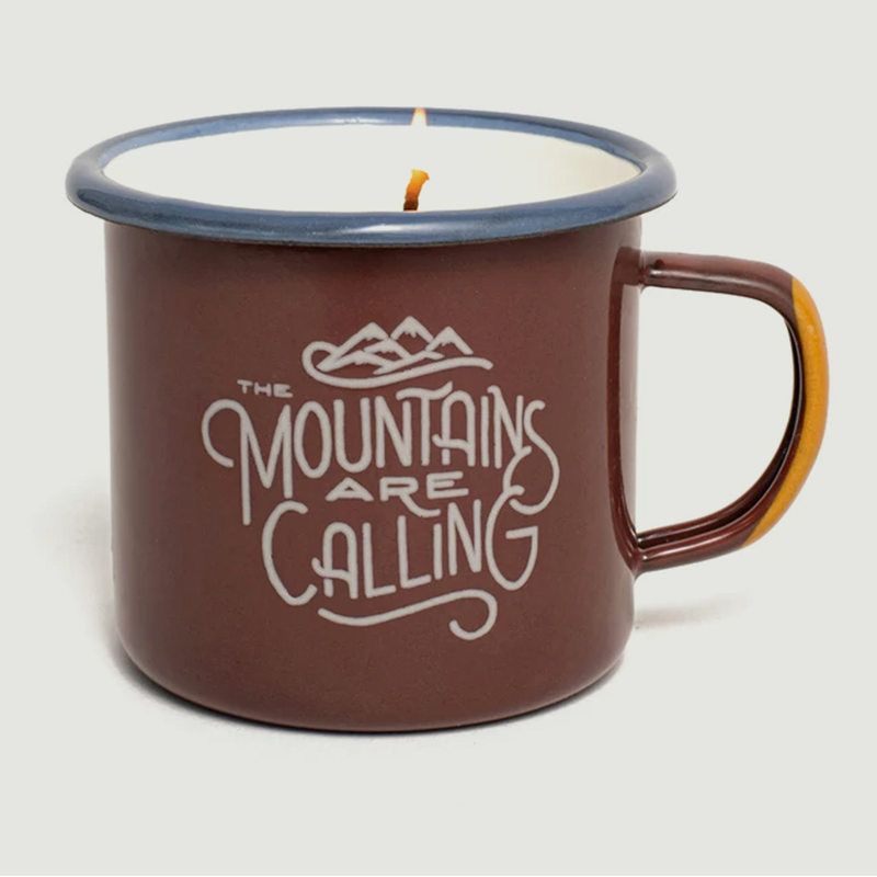 Bougie Mug Mountains Are Calling - United by Blue