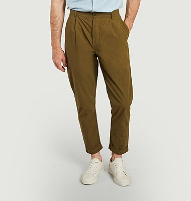 Pantalon classique en coton