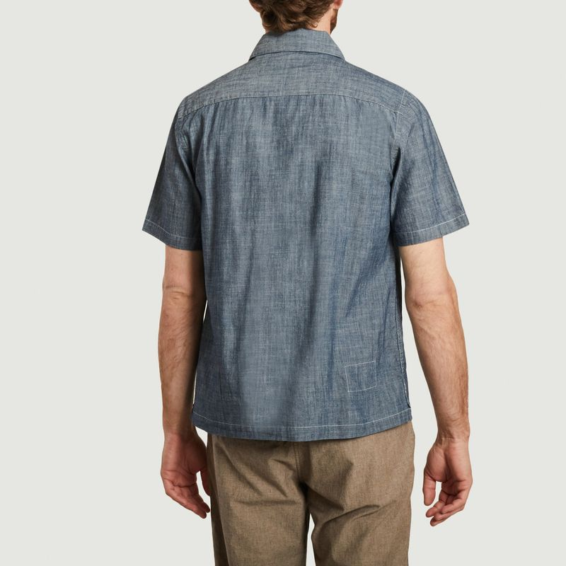 Chemise à motifs  - Universal Works