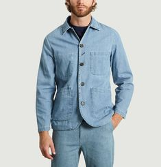 Veste Baker Denim