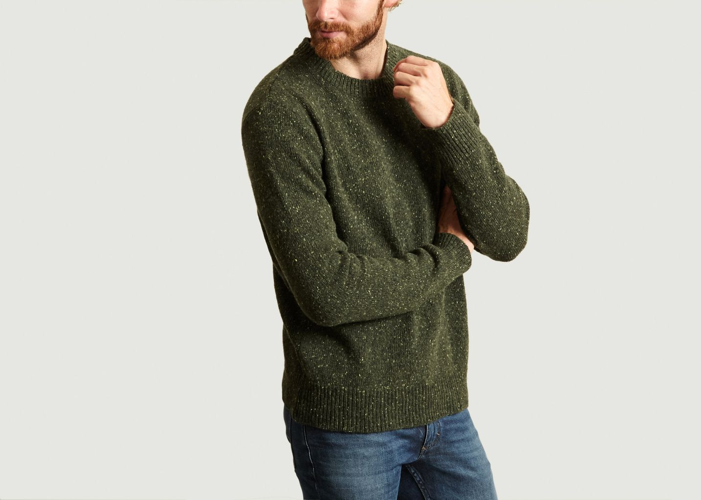 Pullover Laine Donegal - Universal Works