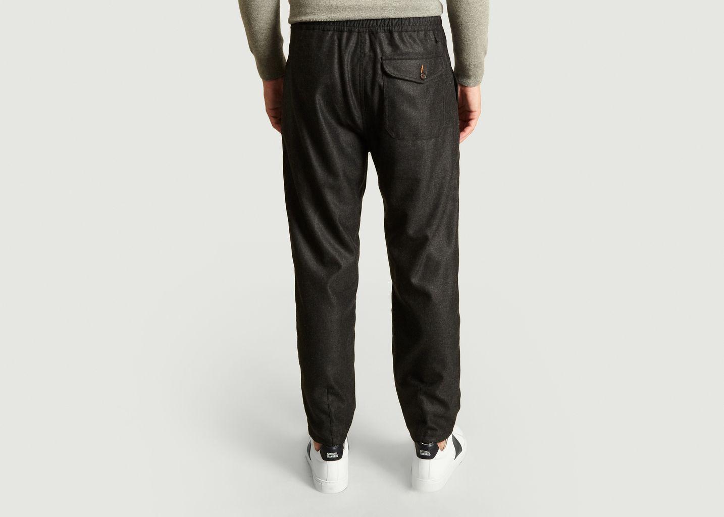 Pantalon Track Flanelle  - Universal Works