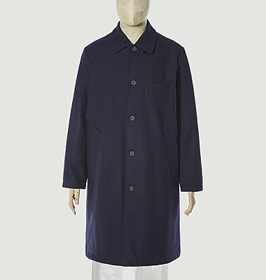 Swing loose coat