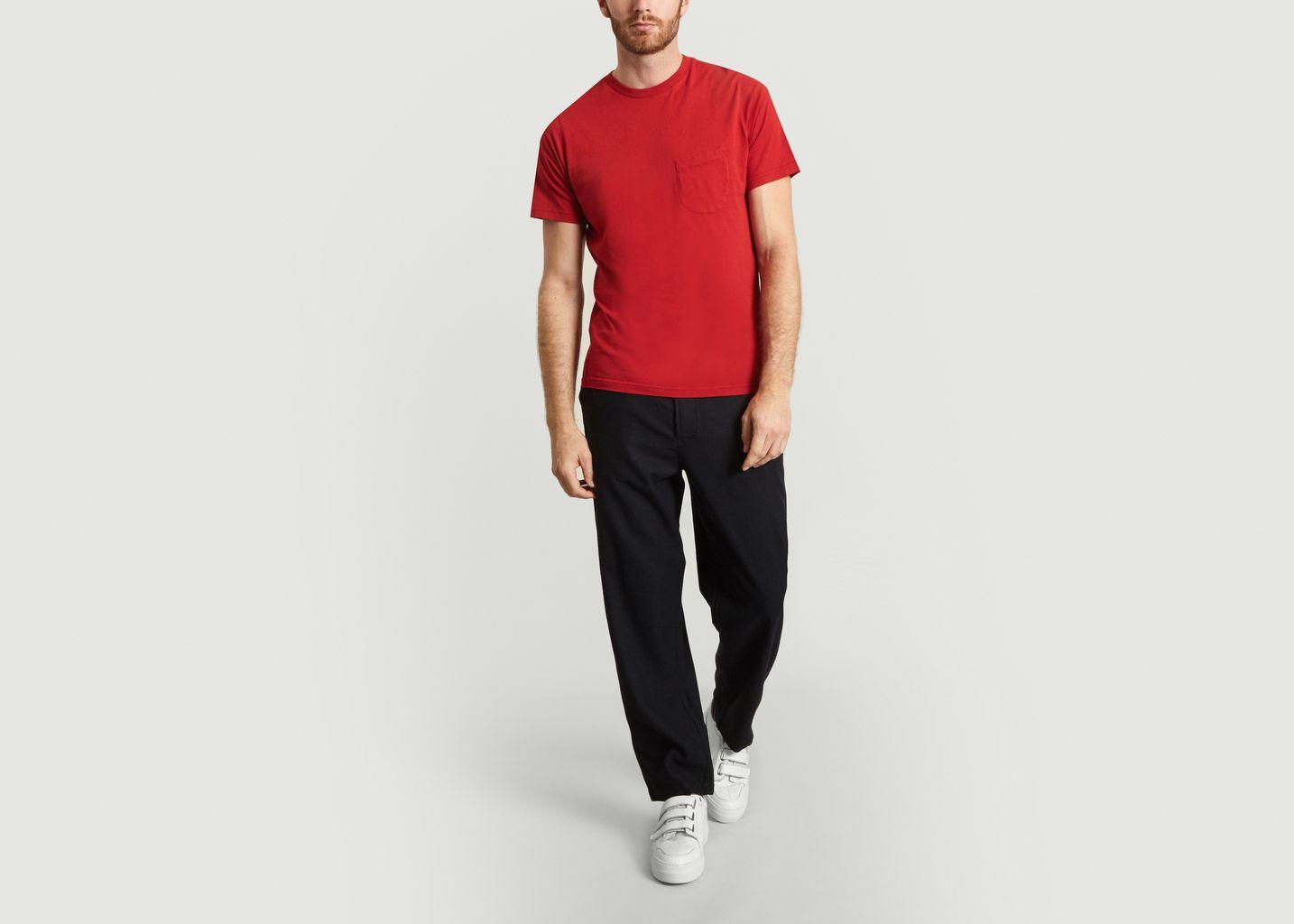 T-Shirt à Poche - Universal Works