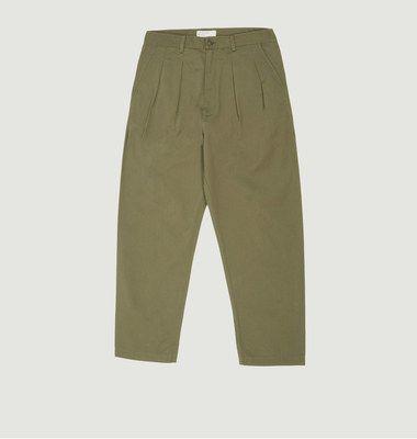 Pantalon Aston à pli
