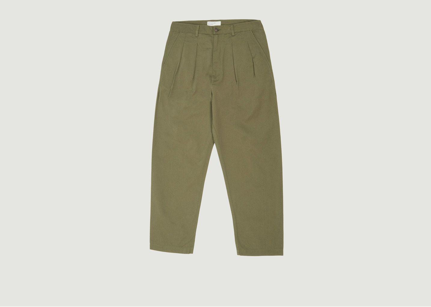 Pantalon Aston à pli - Universal Works