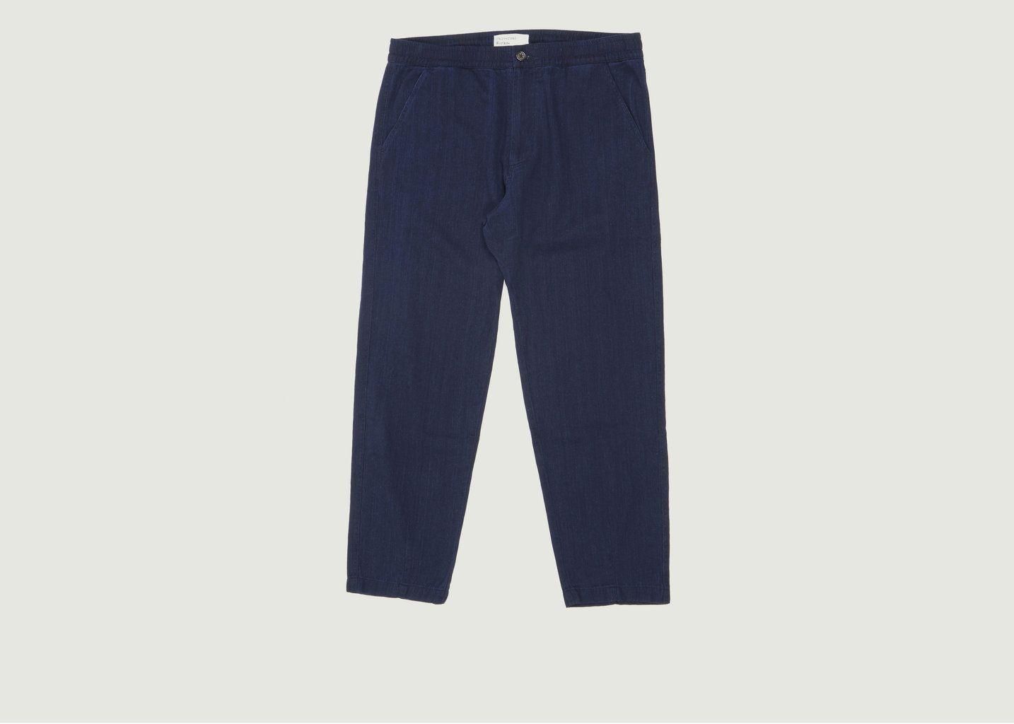 Pantalon Track - Universal Works