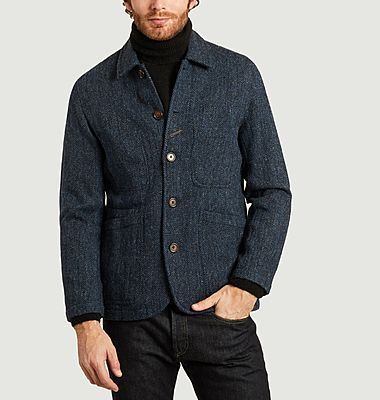 Veste Bakers Harris Tweed