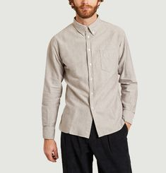 Fitted shirt Universal Works