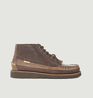Universal Works x Sebago Seneca Leather Shoes