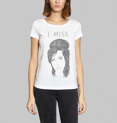 Tshirt I Miss Amy Winehouse