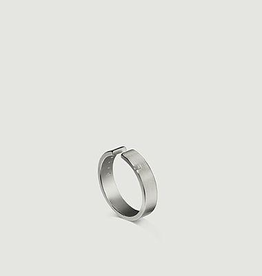 U-Link wedding ring