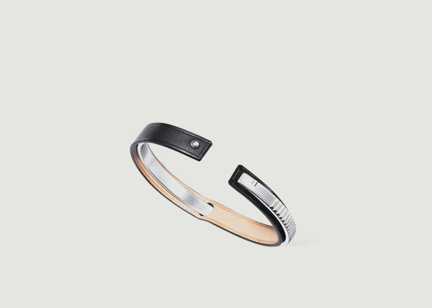 Bracelet cuir Uraeus - Ursul