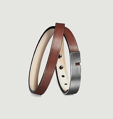 Bracelet U-Turn Twice