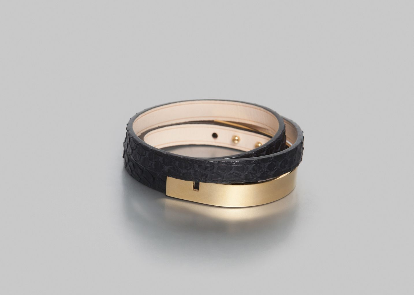 Bracelet U-Turn Triple - Ursul