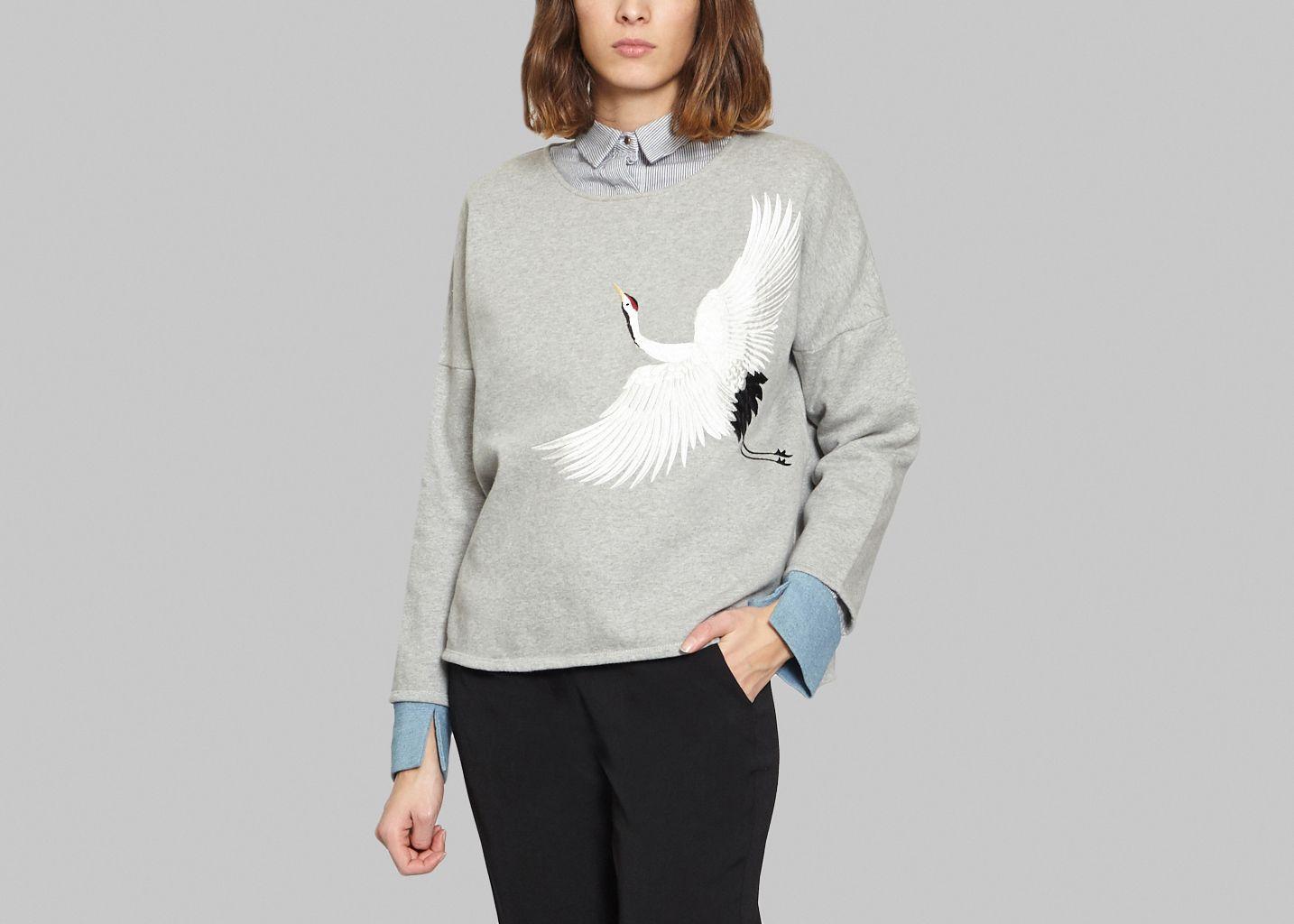 Sweatshirt Santiago - Valentine Gauthier