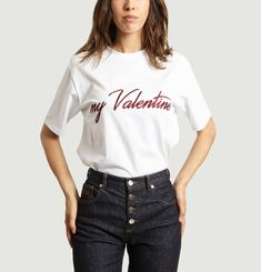 Harris Embroidered T-Shirt