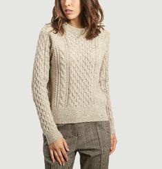 Jimino Cable Knit Jumper