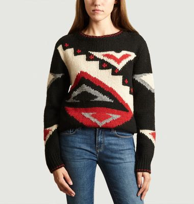 Pull Motif Sioux Melville