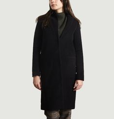 Joris Suede Coat