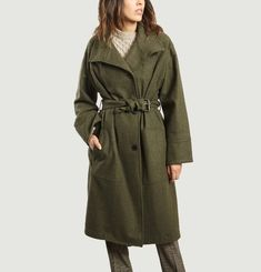 Jarode Wool Coat