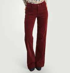 Velour Dompay Trousers