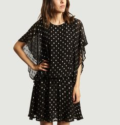 Jani Polka Dot Dress
