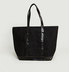 Zippered Shopper