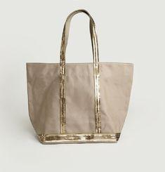 Medium Tote Bag with Zipper