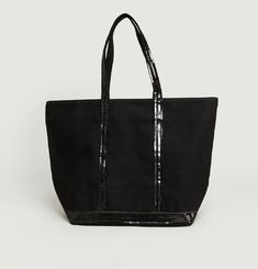 Zippered Shopper